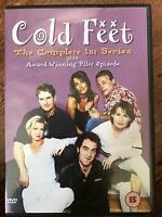Cold Feet Season 1 DVD Box Set First Classic British Comedy Drama Series