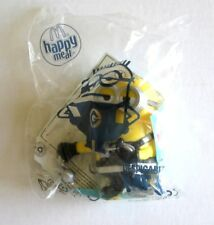 McDonald's Despicable Me 3 Minion with Ball & Chain UK Toy MIP!