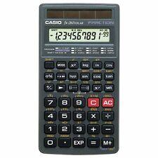 Casio FX260 SOLAR Solar Scientific Calculator, FX-260 Fraction Calculator