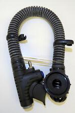 """BCD Shoulder Dump Corrugated Hose Inflator Assymbly 17"""" for Sherwood, Dive Scuba"""