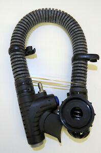 "BCD Shoulder Dump Corrugated Hose Inflator Assymbly 17"" for Sherwood, Dive Scuba"
