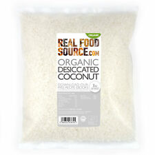 RealFoodSource - Organic Desiccated Coconut 1kg