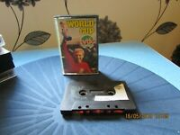 Amstrad cpc 464 game WORLD CUP BY ARTIC