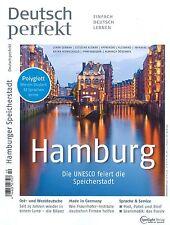 Deutsch perfekt, Heft Oktober 10/2015: Hamburg +++ wie neu +++
