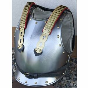Medieval Knight Cuirass of the French Cuirassiers, 19th century Breastplate