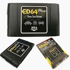 ED64 Plus Game Save Device 8GB SD-Kartenadapter für N64 Game PAL / NTSC Zubehör
