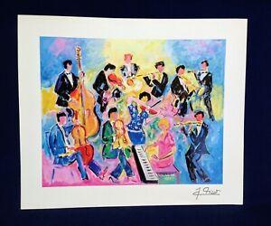 """Jean-Claude Picot Print from Park West Gallery w/COA Le Sacre du Printemps 7""""x8"""""""