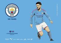 Manchester City v Tottenham Hotspur Spurs Premier League Programme 17/08/19