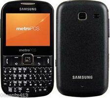 Samsung Freeform III SCH-R380 - Black (MetroPCS) Cellular Phone ONLY **READ**