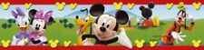 MICKEY MOUSE CLUBHOUSE DISNEY MINI MOUSE SELF ADHESIVE WALLPAPER BORDER
