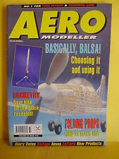 AEROMODELLER FEBRUARY 1997 # 733 NICK CAR CATBIRD PIP PLANS CHRIS STRACHAN