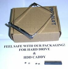 Dell Latitude D610 Hard Drive HDD Caddy+ IDE Adapter
