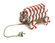 Boyds Bear Tug Along Candy Christmas #654257 Retired Nwt!