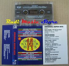 MC ORIGINAL SUPER HITS 1991 SOUL II DEPECHE MODE DOUBLE DEE THE DOC no cd lp dvd