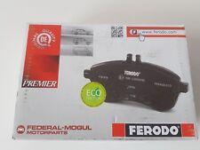 Ferodo FDB1617 Front Brake Pads Nissan Micra Note and Renault Clio Modos Twingo