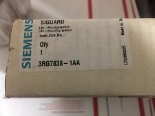 SIEMENS LASER SCANNER MOUNTING SYSTEM-LS4 3RG78381AA