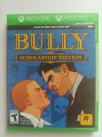 Bully - Scholarship Edition (Microsoft Xbox 360, 2008) No Manual