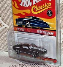 Hot Wheels Classics Series 1 1968 Mustang Ford HOT WHEELS PROTECTOR PACK: Purple