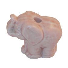 Ceramic Cord Pull Elephant