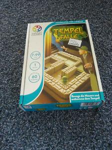 Tempel-Falle - Logikspiel - Smartgames - 1-Spieler