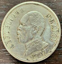 Haiti - 50 Cents 1907 - KM55
