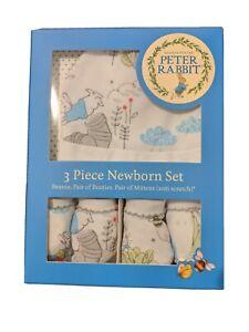Peter Rabbit Newborn Set