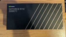 New listing *New* *Sealed* Nvidia GeForce Rtx 3080 Ti Founders Edition 12 Gb Graphics Card