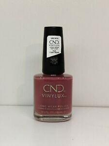 CND Vinylux Weekly Polish 15ml - MARRIED TO THE MAUVE 129 -