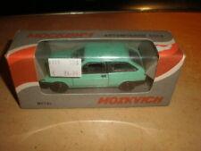 Moskvitch 1/43 made in USSR Lada 2108 2109 lightgreen      MIB