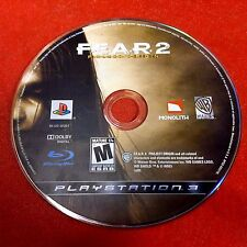 F.E.A.R. 2 Project Origin Playstation 3 Disc Only #  5237