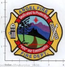 New Mexico - Angel Fire NM Fire Dept Patch v2