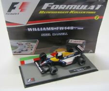 Williams FW 14b (World Champion 1992) Mansell/PANINI 1:43