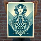 Obey Protect Biodiversity-Cultivate Harmony Signed by Shepard Fairey LE/500