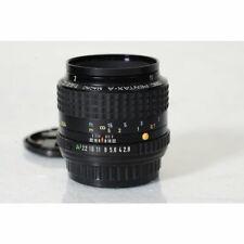 Pentax SMC-a 2,8/50mm macro objetivamente
