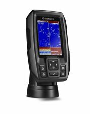 Fish Finder GPS Combo Depth Finder Sonar Marine Navigation Tool Garmin Transduce