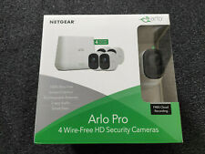 Arlo Pro Wireless Home Security System with 4 Cameras BRAND NEW & SEALED