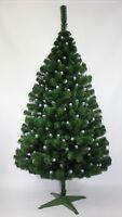 Sapin de Noël Canadien 120cm Boîte Touffue L'Arbre Artificiel Épinette Verte