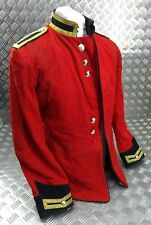 Genuine British Army Issue Life Guards Trooper Red H Cav Tunic Faulty EBYT348