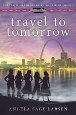 Travel to Tomorrow (FIFTIES CHIX)-ExLibrary