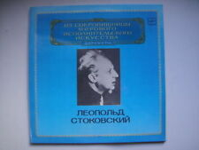 Stokowski-conductor, Shostakovich Doble Lp