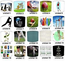 The Ceneri Cricket Paralumi, Ideale da Abbinare Piumini & Cuscini