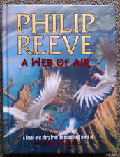 PHILIP REEVE A Web of Air, 1st/1st, Hbk, *SIGNED*