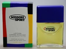 Missoni Sport 50 ml After Shave Lotion NEU in OVP