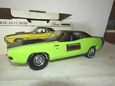 Jim Beam Lime Green 1970 Dodge Challenger Decanter