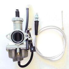 Carburetor W/ Throttle Cable For Honda XR100 XR100R XL100S CRF100F Carb