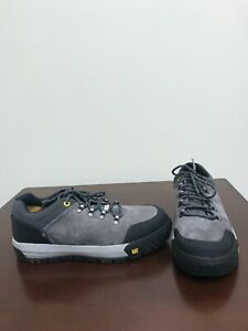 Men's Caterpillar Converge Steel Toe Work Shoe Size 8.5.