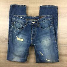 Jack & Jone Clark Regular Fit Size 32*  Men's Jeans (CF18)
