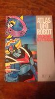ATLAS UFO ROBOT - GOLDRAKE ALL' ATTACCO LIBRO TV Giunti Marzocco 1978