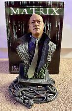 *** Gentle Giant The Matrix Morpheus Figure *** Not Sideshow