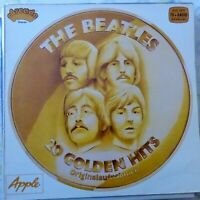 THE BEATLES LP 20 GOLDEN HITS 1979 GERMANY VG++/EX